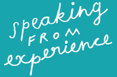 Speaking from Experience Logo